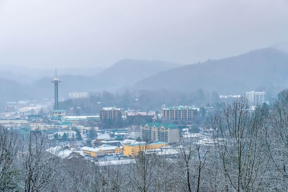 Top 3 Most Popular Things To Do In The Winter In Gatlinburg