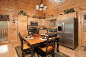 Away at Shak-on-o-hey 2 bedroom Pigeon Forge cabin rentals