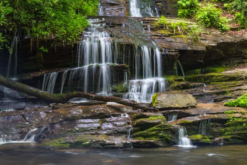 4 Breathtaking Hidden Waterfalls near Pigeon Forge