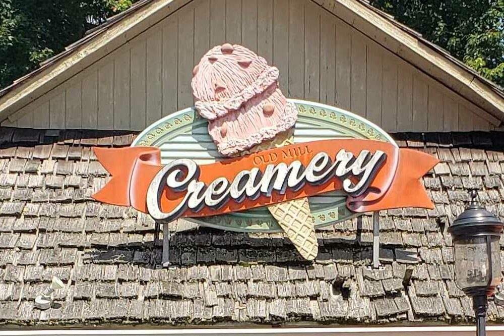 creamery the old mill