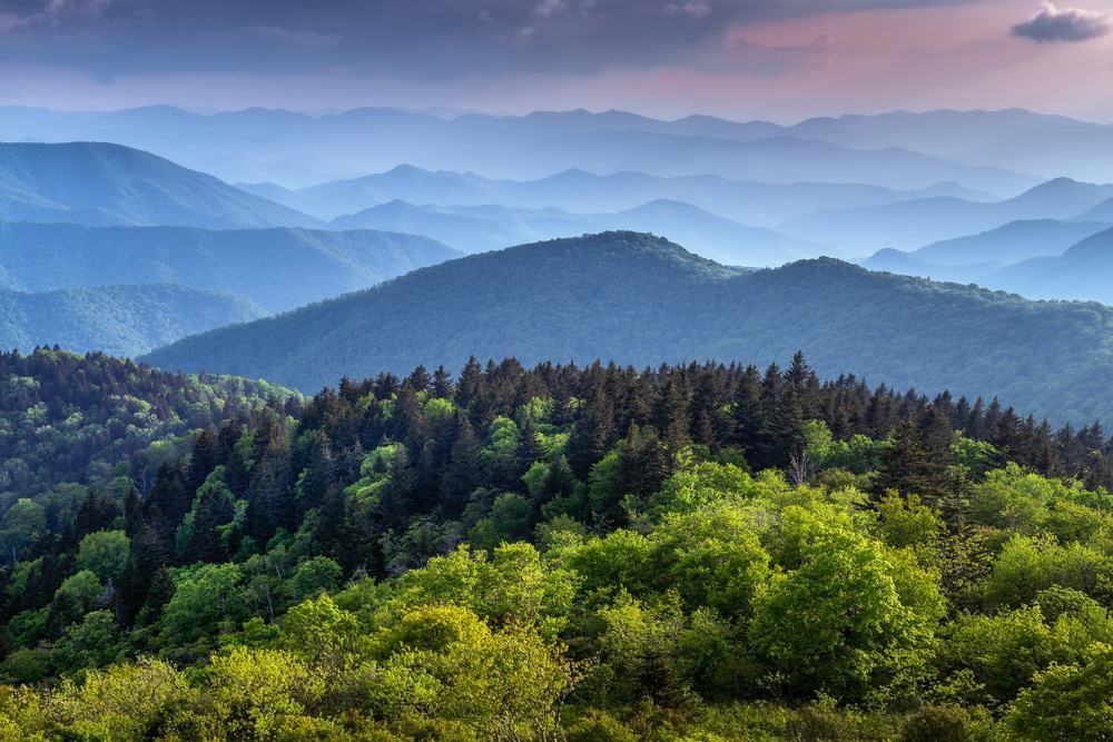 The History of The Great Smoky Mountain National Park