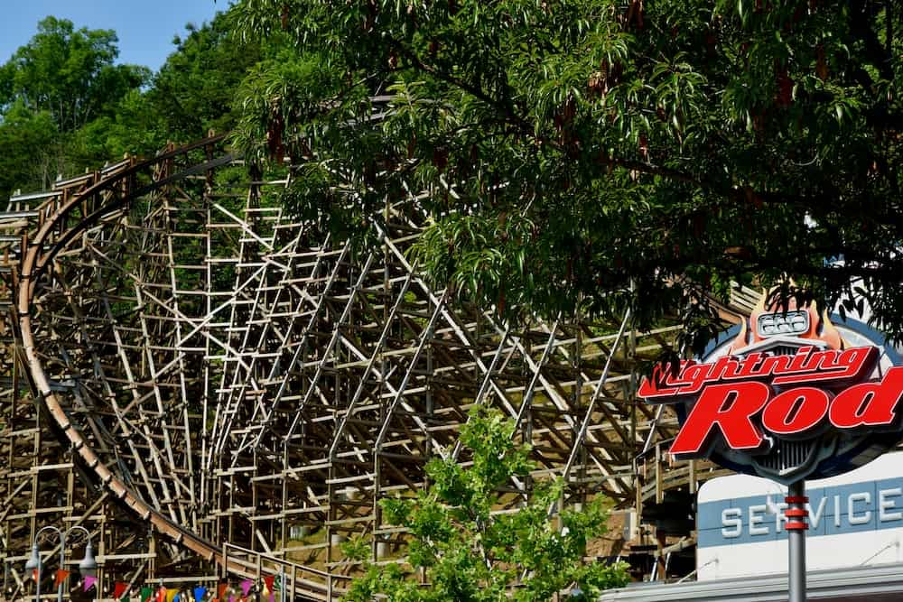 5 Best Roller Coasters at Dollywood