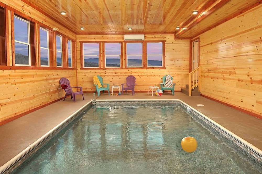 4 of the Best Smoky Mountain Cabins with Indoor Pools for Your Vacation